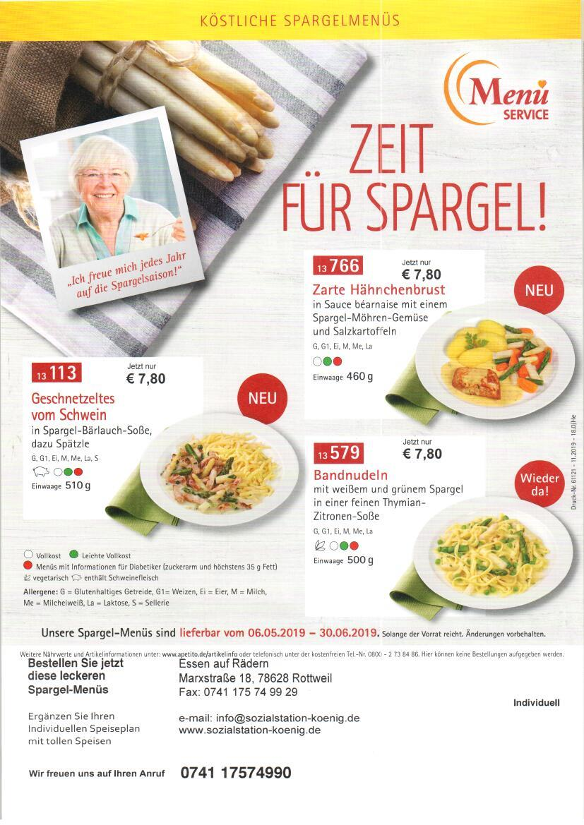 Heiss Individuell Spargel 1